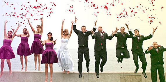 Os padrinhos de casamento devem ser convidados com antecedência
