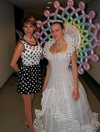 vestido-de-noiva-baloes-decorativos