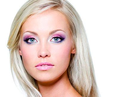 maquiagem-casamento-olhos-lilas-boca-rosa