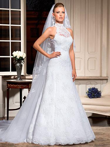 vestido-de-noiva-gola-alta