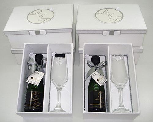lembrancinha-casamento-padrinhos-caixa-champanhe