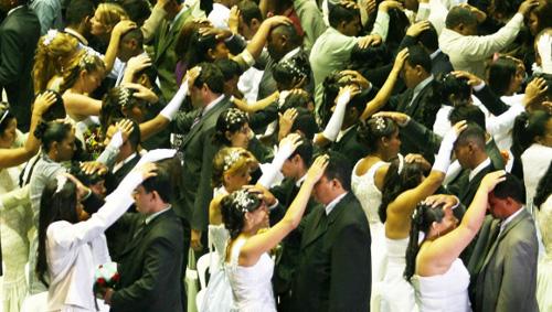 Como se inscrever para casamento comunitário em SP