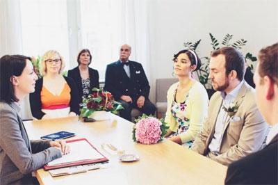 Como funciona o casamento no civil em SP