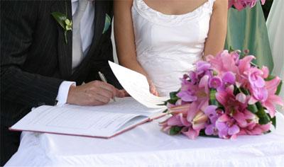 Quais são os documentos para o Casamento Civil?