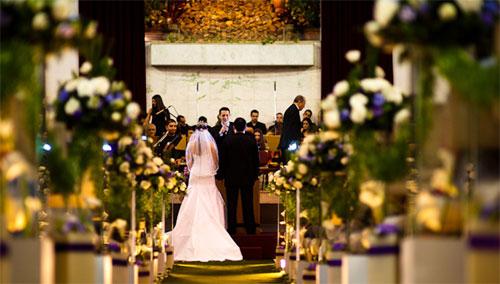 Quais são os requisitos para casar em igreja evangélica?