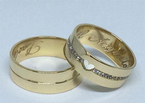 Dicas para encontrar o melhor preço de alianças de casamento em SP