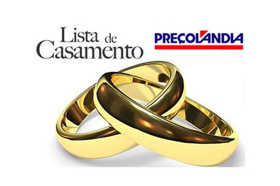 Como funciona a lista de casamento da Preçolandia