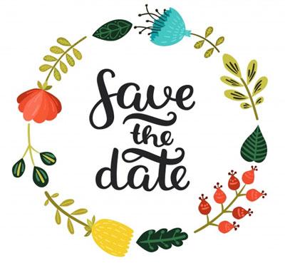 Como funciona o Save the Date de casamento