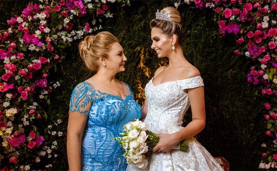 Como escolher o vestido ideal para a mãe da noiva