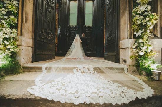 Véu de noiva: significado
